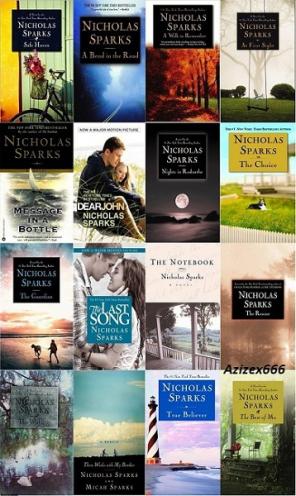 Nicholas Sparks' books.