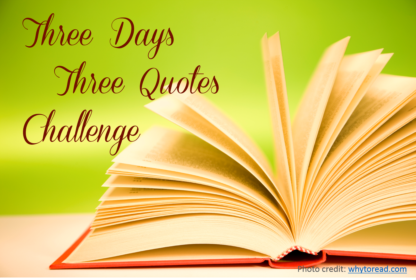 three day 3 quotes